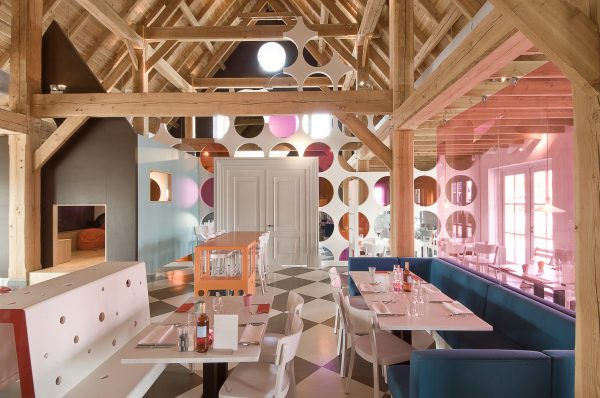 Child Friendly Restaurant Design Praq Netherlands